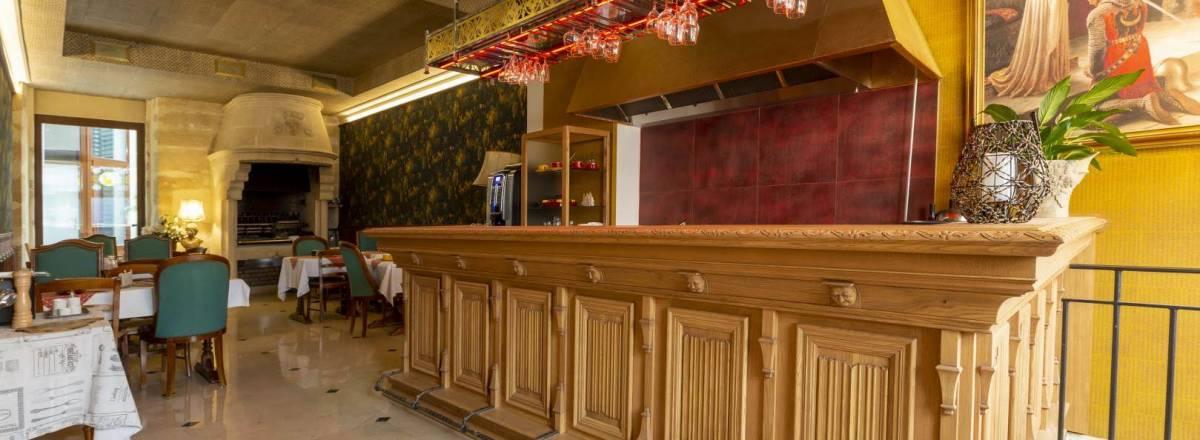 Bar de l'hôtel du palais bourbon
