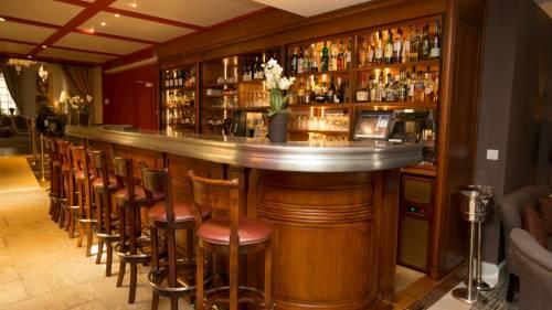 Vue globale du bar