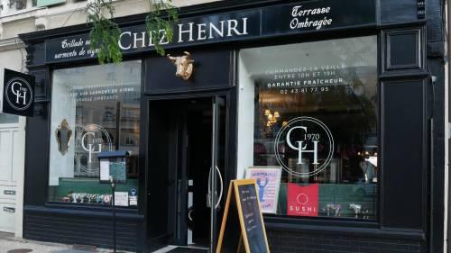 Le restaurant chez henry