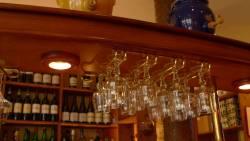Restaurant le richelieu : le ciel du bar