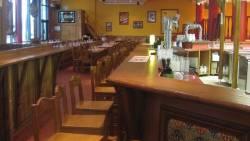 Grand comptoir de brasserie