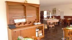 Aménagement de la salle de restaurant : les dessertes