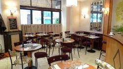 Restaurant paris xvi : l'aménagement de la salle