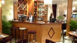 Restaurant paris xvi : le bar