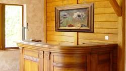 Bar modèle bataclan pour salon particulier