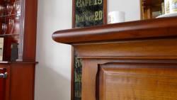 Meuble bar montmartre standard : détail