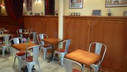 Habillages muraux de restaurant