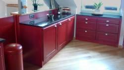 Cuisine meubles à tiroirs