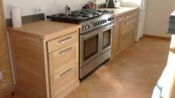 Meuble de cuisine à tiroirs