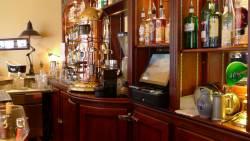 L'arrière de bar réfrigéré
