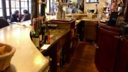 L'intérieur du bar publisher