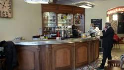 Le salle du restaurant