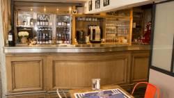 """Restaurant """"chez bruno"""" par ateliers jovis"""