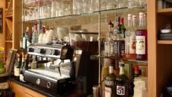 Le verrier du bar