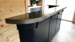 Le comptoir en zinc