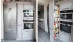 L'armoire à réserve avec frigo