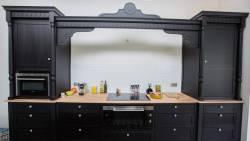 Le grand meuble de cuisine
